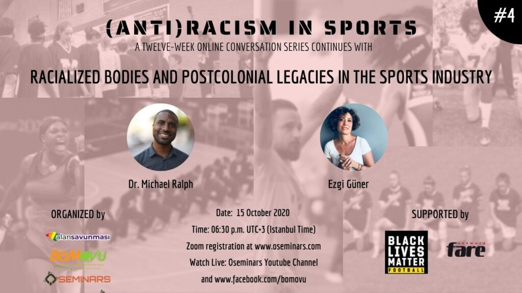 Racialized Bodies and Postcolonial Legacies in the Sports Industry