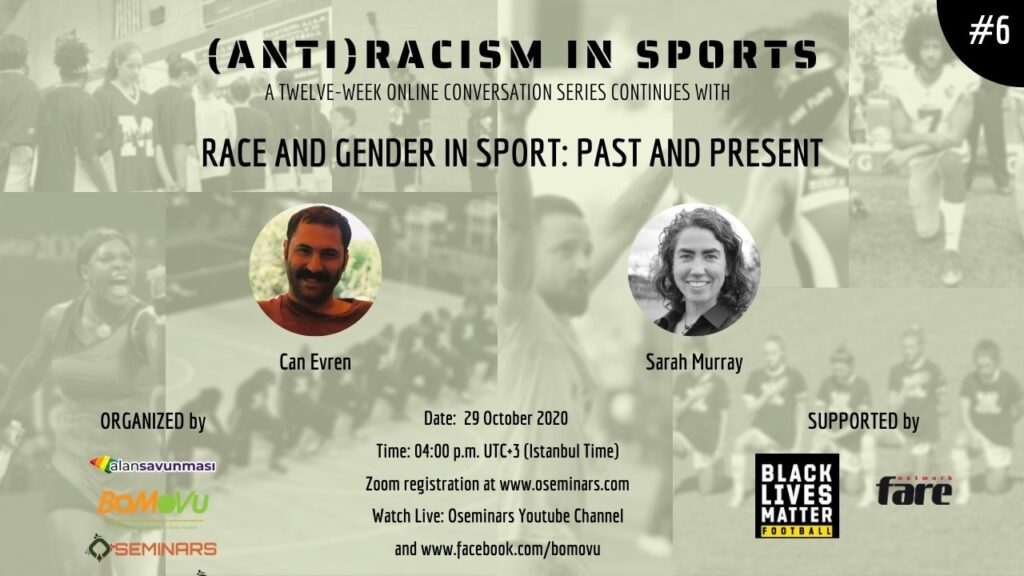 RACE AND GENDER IN SPORT: PAST AND PRESENT