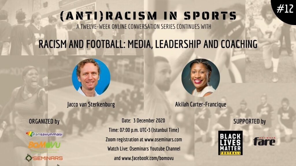 Racism and football: Media, leadership and coaching